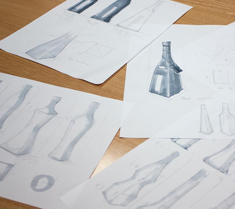 Design Bottle Pídeme un deseo